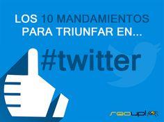 Logotipo con hashtag de Twitter.