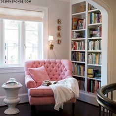 Pink Sofas & Chairs | sheerluxe.com