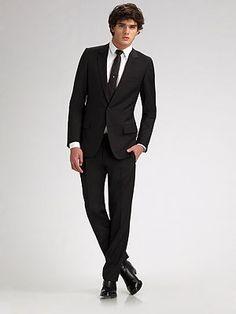 Dior Homme Wool
