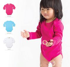 Long sleeve body suit - can be personalised!