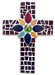 Image result for mosaic cross