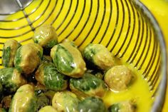 Preparazione olive all'ascolana #friesolives #food #lovefood