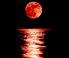 The Blood Moon and Total Lunar Eclipse in Libra