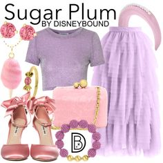"""""""Welcome to our world. The land of snowflakes, the land of flowers, and the land of sweets! Disney Best Friends, Two Best Friends, Disney Bound Outfits, Disney Dresses, The Hollywood Bowl, Sugar Plum Fairy, Engagement Photo Outfits, Engagement Photos, Disney Artwork"""