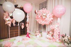 Да да, мы умеем делать мимимишно и зефирно Особенно, если это день рождения маленькой принцессы. ___________________________ Хотите такой праздник? Пишите/звоните: +7 981 854 59 69  #шарынаденьрождения #розовыешарики