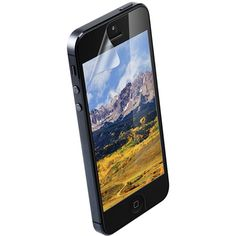 (Clean) iPhone 5 Screen Protector from OtterBox | Clearly Protected for iPhone 5, 5s and 5c