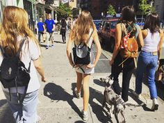 Chrome Hearts Official AccountさんはInstagramを利用しています:「takin our iggy backpacks for a walk」