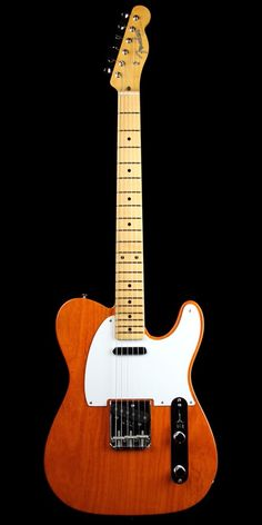 Fender Custom '59 Telecaster NOS Top-Loader Electric Guitar Orange