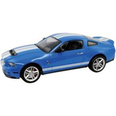 1:12 RC Full-Function Rechargeable Ford Shelby GT500, Blue
