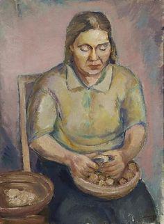 TYKO SALLINEN (1879-1955)  Perunankuorija (1943)