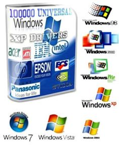 Universal Drivers For Windows Full Pack Free Download at http://SoftwaresIN.com