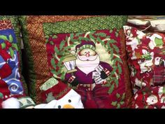 Mulher.com 06/12/2013 Maura Castro - Pano de Natal P 2/2 - YouTube