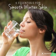 Don't let cold temps and hot furnace air cause dry, cracked skin. Follow these 6 tips to keep skin moisturized this winter.