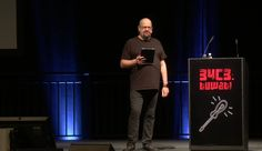 Charlie Stross's CCC talk: the future of psychotic AIs can be read in today's sociopathic corporations