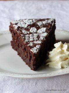 grain de sel - salzkorn: Forever: Schokoladenkuchen des Café P.