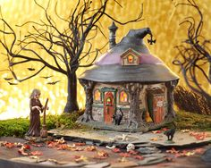 halloween village displays | Department 56: COLLECTING - Wallpapers