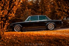 Paying Respects - Revisiting Olli Grimme's 1973 BMW 2002 TII - StanceWorks