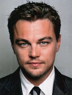 Leonardo di Caprio - I thought he was hot in Titanic when I was 12, and don't disagree with that sentiment 15 years on