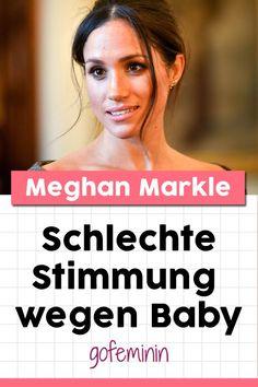 Herzogin Meghan: Schlechte Stimmung wegen Baby Archie Blog, Boss Lady, Mood, Health, Blogging