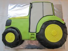baka en traktortårta - Sök på Google