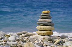 Sun, Sea, Sun And Sea, Water, Pebble, Stones