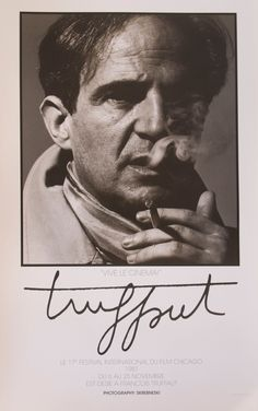 "| ""Vive le Cinema"" - François Truffaut 