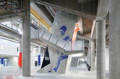 Populous and Naço Architecture Team Up on a Spirited Stadium for Olympique Lyonnais
