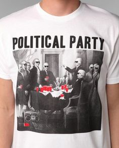 Political Party #tee #tshirt