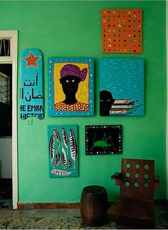 house in dakar, senegal | THE STYLE FILES