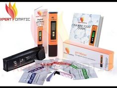 If you have a swimming pool, aquarium, or spa, ph meter for water testing is a very key thing for you. Our hydroponics, aquarium meters are great for testing. Ph Chart, Ph Meter, Food Charts, Alkaline Foods, Drinking Water, Activities, Digital, Faucet, Aquarium