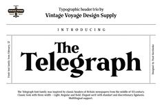 by Vintage Voyage D. on Update: Added 100 vintage vector logo hand drawn object - Ai, Eps, PNG. Its time to Get all my 44 typefaces including 221 fonts + 60 Typographic Logo, Typography, Cartoon Font, Hand Logo, Site Website, Graphic Design Trends, Script Type, Unique Logo, Monogram Letters