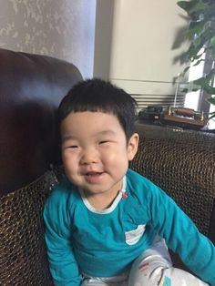 My lovely nephew, Yoonjae..^^