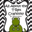 With common core it is so important for firsties to become independent learners.  So…let them research the T-rex and fill out the graphic organizer...