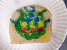 Literacy and Laughter - Celebrating Kindergarten children and the books they love: Cooking in Kindergarten: Monster Toast