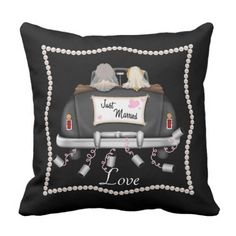 LESBIAN WEDDING GIFT Stylish Love Pillow. >> See more at the photo