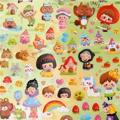 cute Fairy Tale sticker kawaii from Japan