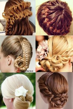 Find us on: www.greatlengths.pl & www.facebook.com/GreatLengthsPoland Hot Long Hair Style , braids plaits wedding hair