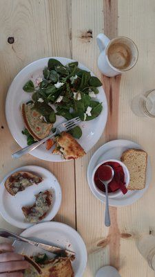 Toast (coffee breakfast/lunch place) in Ballard