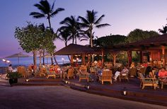 Four Seasons Hualalai, Big Island, Hawaii