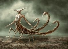 Scorpio by Damon Hellandbrand | Fantasy | 2D | CGSociety ...