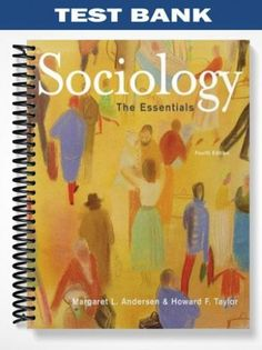 Test bank abnormal psychology an integrative approach 6th edition test bank sociology the essentials 4th edition andersen at httpsfratstock fandeluxe Choice Image