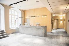Герт Вингорд: шведский отель в датской столице