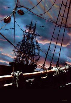 Ship...stunning art