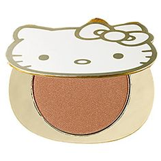 I am in need of some bronzer, adding hello kitty too it makes it that much more awesome!