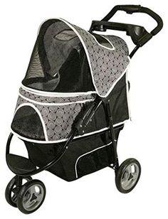 Promenade Pet Stroller, Black Onyx >>> Read more  at the image link.