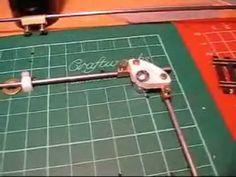 Bell-crank linkage - YouTube