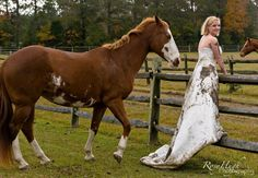 "Love idea with posing with horse after as well. Won't do horse ""mud"" tho cuz we KNOW what that is lol"