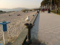 Praia Samil - Vigo - Espanha