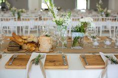 Variedades de pan artesanal. Ideas y Tips geniales para tu boda. Desde decoración y obsequios, hasta fotos y moda. www.miboda.tips/