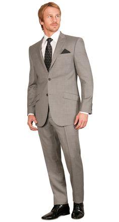 Michael Kors Navy Slim Fit Suit   Men's Wearhouse   Work svelte ...